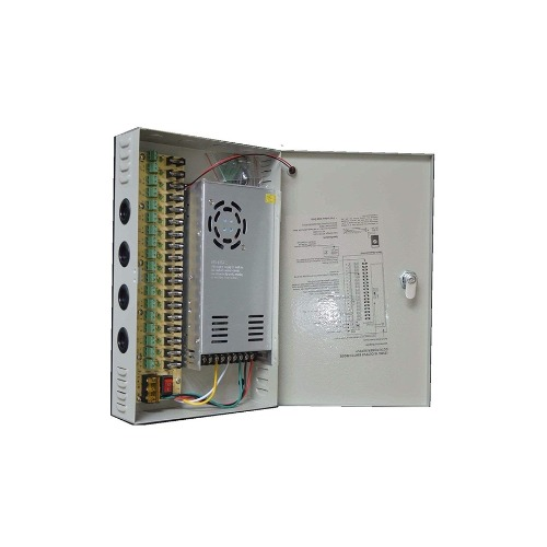 power supply box-18ch [30A/DC12V]
