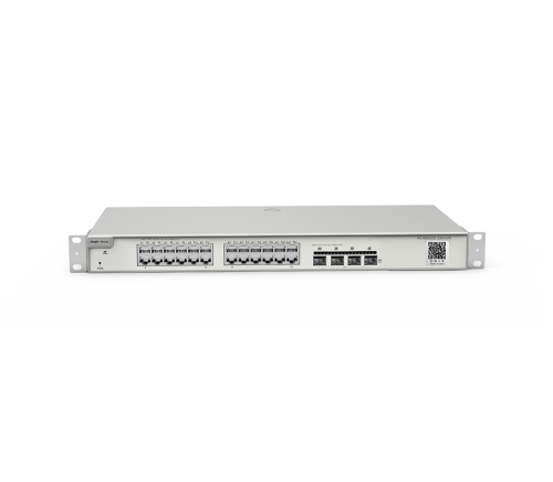 24-Port Gigabit L2 Managed POE+ Switch with SFP+